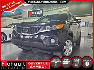 Used 2013 Kia Sorento LX for sale in Châteauguay, QC