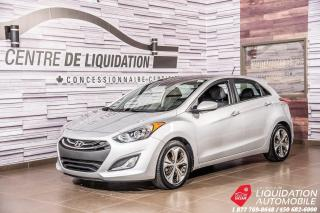 Used 2013 Hyundai Elantra GT SE avec groupe technologie+TOIT+ CUIR +NAV for sale in Laval, QC