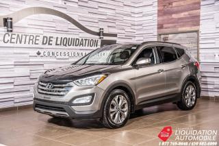 Used 2015 Hyundai Santa Fe Sport SE+AWD+TOIT+CUIR+GR/ELECT+SIEGE/CHAUFF for sale in Laval, QC