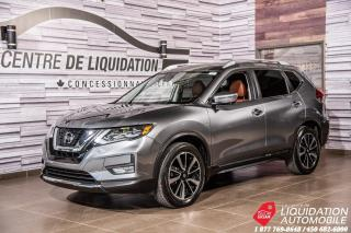 Used 2018 Nissan Rogue SL+AWD+NAV+TOIT+CAM/RECUL+CUIR for sale in Laval, QC