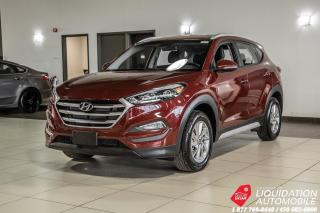 Used 2018 Hyundai Tucson Premium+CAM/RECUL++SIEG+VOLANT/CHAUFF for sale in Laval, QC