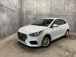 Used 2019 Hyundai Accent Preferred AUTOMATIQUE CAMÉRA DE RECUL SIÈGES CHAUFFANT for sale in St-Nicolas, QC