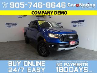 Used 2019 Ford Ranger XLT | 4X4 | SUPERCREW | 302A |SPORT APPEARANCE PKG for sale in Brantford, ON