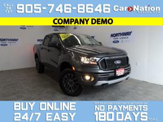 Used 2020 Ford Ranger XLT | 4X4 | SUPERCREW | 302A |SPORT APPEARANCE PKG for sale in Brantford, ON