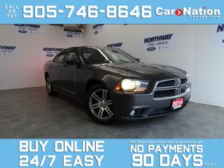 Used 2014 Dodge Charger SXT PLUS | LEATHER | SUNROOF | 8.4