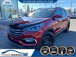 Used 2017 Hyundai Santa Fe Sport 2.4L SE AWD CUIR, TOIT PANO, CAMÉRA DE R for sale in Blainville, QC