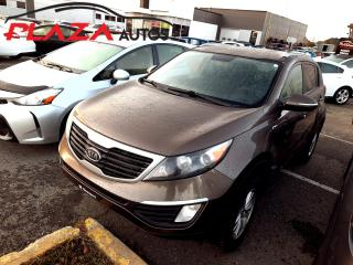 Used 2011 Kia Sportage AWD 4dr  Auto LX, BAS KILOMÉTRAGE for sale in Beauport, QC
