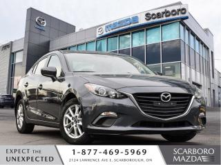 Used 2016 Mazda MAZDA3 1 ONWER|CLEAN CARFAX|GS|AUTO|REAR CAMERA|HEATSEAT for sale in Scarborough, ON