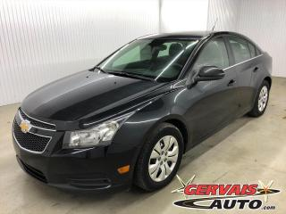Used 2012 Chevrolet Cruze LT Turbo A/C Automatique for sale in Shawinigan, QC