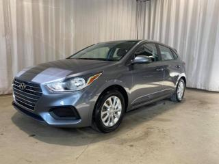 Used 2019 Hyundai Accent Preferred 5 portes  AUTOMATIQUE for sale in Sherbrooke, QC