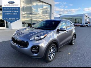 Used 2018 Kia Sportage EX Traction Intégrale for sale in Victoriaville, QC