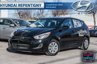 Used 2015 Hyundai Accent GL 5 PORTES**A/C, SIEGES CHAUFFANT BLUETOOTH for sale in Repentigny, QC