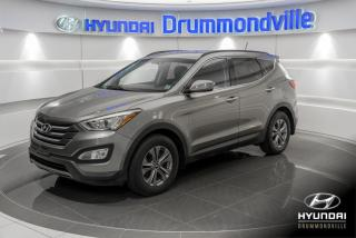 Used 2016 Hyundai Santa Fe Sport PREMIUM + GARANTIE + A/C + MAGS + WOW for sale in Drummondville, QC