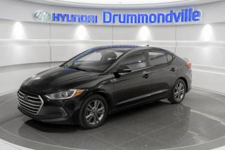 Used 2017 Hyundai Elantra GL + GARANTIE + CAMERA + A/C + MAGS + WO for sale in Drummondville, QC