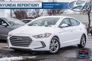 Used 2017 Hyundai Elantra GL 4 PORTES**A/C, BLUETOOTH, MAGS, CAMÉRA** for sale in Repentigny, QC