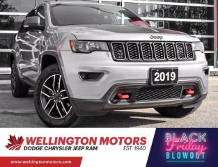 Used 2019 Jeep Grand Cherokee Trailhawk ---> 4x4 ---> Warranty !! for sale in Guelph, ON