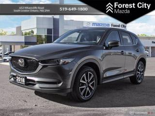 Used 2018 Mazda CX-5 GT Technology Package for sale in London, ON