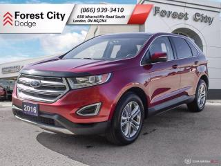 Used 2016 Ford Edge SEL for sale in London, ON