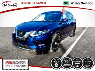 Used 2020 Nissan Rogue SV* AWD* TOIT* SIEGES CHAUFFANTS* CAMERA for sale in Québec, QC