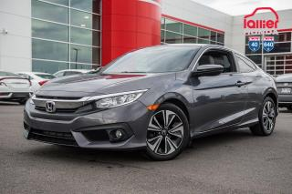 Used 2017 Honda Civic GARANTIE 10ANS/200,000 KILOMETRES LALLIER* LE PLUS GRAND CHOIX DE CIVIC USAGEES AU QUEBEC for sale in Terrebonne, QC
