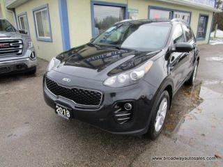 Used 2018 Kia Sportage ALL-WHEEL DRIVE LX EDITION 5 PASSENGER 2.4L - DOHC.. HEATED SEATS.. BACK-UP CAMERA.. BLUETOOTH SYSTEM.. CD/AUX/USB INPUT.. KEYLESS ENTRY.. for sale in Bradford, ON