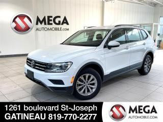 Used 2020 Volkswagen Tiguan 4MOTION caméra de recul for sale in Gatineau, QC
