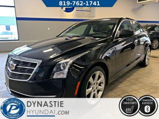 Used 2017 Cadillac ATS Traction intégrale Luxury for sale in Rouyn-Noranda, QC