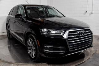 Used 2017 Audi Q7 PROGRESSIV QUATTRO 3.0T TOIT PANO GPS CAMERA for sale in St-Hubert, QC