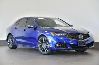 Used 2018 Acura TLX V6 TECH A-SPEC Taux 1.99% Certifié 7 ans/160000km for sale in Ste-Julie, QC