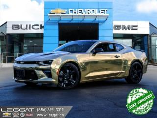 Used 2016 Chevrolet Camaro 2SS CLEAN HISTORY! | HEAD-UP DISPLAY! for sale in Burlington, ON