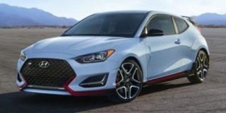 New 2021 Hyundai Veloster N N FWD for sale in Mississauga, ON