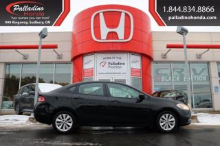 Used 2014 Dodge Dart Aero-AS-IS! for sale in Sudbury, ON