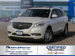 Used 2016 Buick Enclave Leather for sale in London, ON