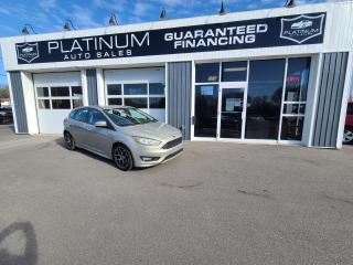 Used 2015 Ford Focus SE for sale in Kingston, ON
