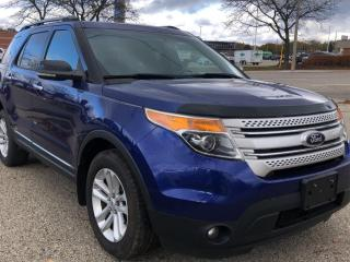 Used 2013 Ford Explorer 4WD 4dr XLT for sale in Waterloo, ON