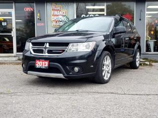 Used 2013 Dodge Journey AWD 4dr R/T for sale in Bowmanville, ON