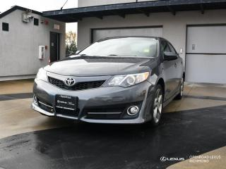 Used 2012 Toyota Camry 4-door Sedan SE for sale in Richmond, BC