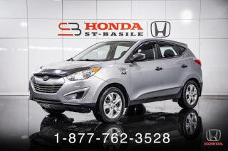 Used 2010 Hyundai Tucson GL + AWD + A/C + CRUISE + WOW! for sale in St-Basile-le-Grand, QC