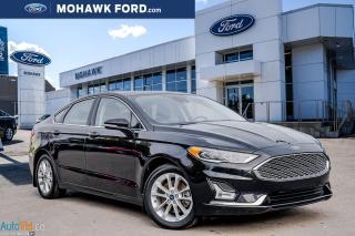 Used 2019 Ford Fusion Energi Titanium for sale in Hamilton, ON