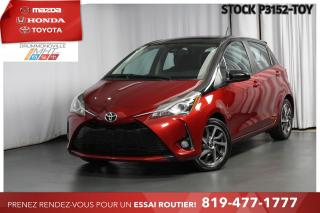 Used 2018 Toyota Yaris SE| AUTOMATIQUE| MAGS for sale in Drummondville, QC