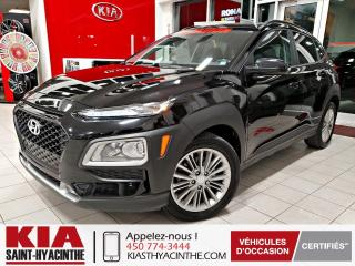 Used 2018 Hyundai KONA Preferred AWD * CAMÉRA DE RECUL / MAGS for sale in St-Hyacinthe, QC