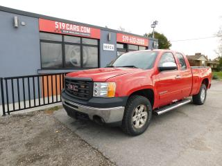 Used 2012 GMC Sierra 1500 SLE for sale in St. Thomas, ON