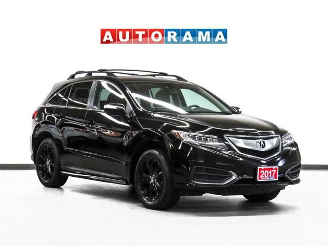 2017 Acura RDX AWD Tech Pkg Nav Leather Sunroof Backup Cam
