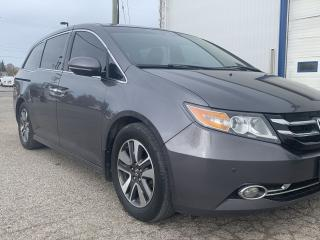 Used 2014 Honda Odyssey Touring for sale in Aylmer, ON