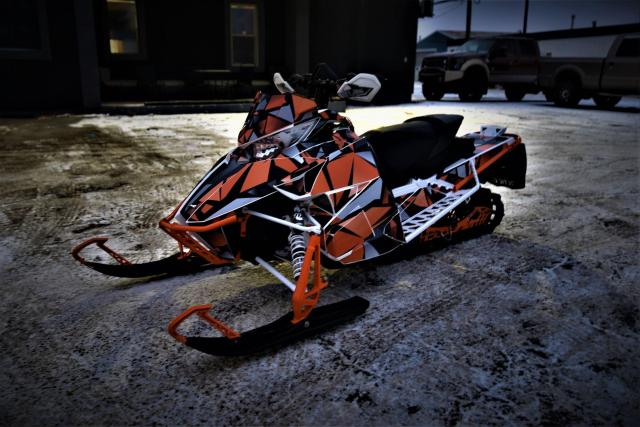 2017 ARCTIC CAT ZR 8000 Limited 137