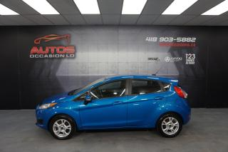 Used 2014 Ford Fiesta SE AUTOMATIQUE FULL MAGS A/C BLUETOOTH 86 526 KM for sale in Lévis, QC