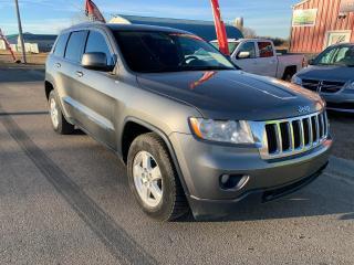 Used 2012 Jeep Grand Cherokee Laredo for sale in Osler, SK