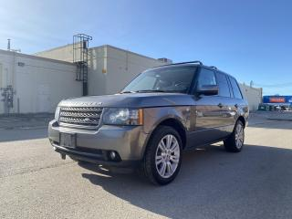 Used 2010 Land Rover Range Rover HSE for sale in Winnipeg, MB