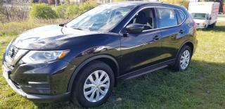 Used 2017 Nissan Rogue S for sale in Concord, ON