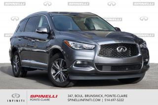 Used 2017 Infiniti QX60 AWD 4dr  - Premium  / NAVI / CAMERA 360 / STARTER BOSE AUDIO - DEMARREUR for sale in Montréal, QC